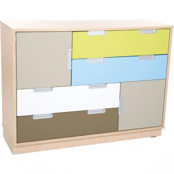 mytibo quadro asymmetrischer schrank m f r breite. Black Bedroom Furniture Sets. Home Design Ideas