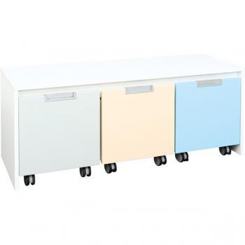 mytibo quadro schrank s f r rollbeh lter b 116 weiss. Black Bedroom Furniture Sets. Home Design Ideas