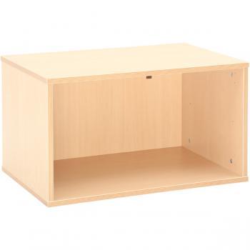 mytibo aufsatzregal s f r regale f r kunststoffbeh lter. Black Bedroom Furniture Sets. Home Design Ideas