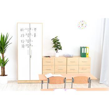mytibo t ren f r tafelschrank 2 x whiteboard. Black Bedroom Furniture Sets. Home Design Ideas