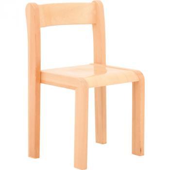 mytibo stuhl deluxe 2 mit filzgleitern sitzh he 31 cm f r tischh he 53 cm. Black Bedroom Furniture Sets. Home Design Ideas