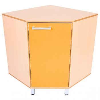 Eckschrank Premium, orange