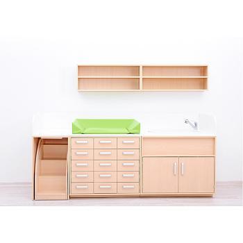 mytibo wickelkommoden landschaft 1 mit waschbecken. Black Bedroom Furniture Sets. Home Design Ideas