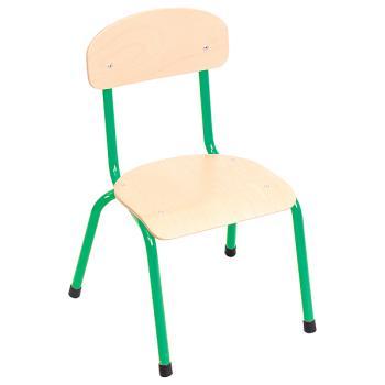 mytibo stuhl bambino 1 sitzh he 26 cm f r tischh he 46 cm gr n. Black Bedroom Furniture Sets. Home Design Ideas