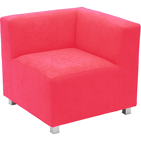 Mytibo flexi ecksofa 35 rot for Ecksofa und sessel