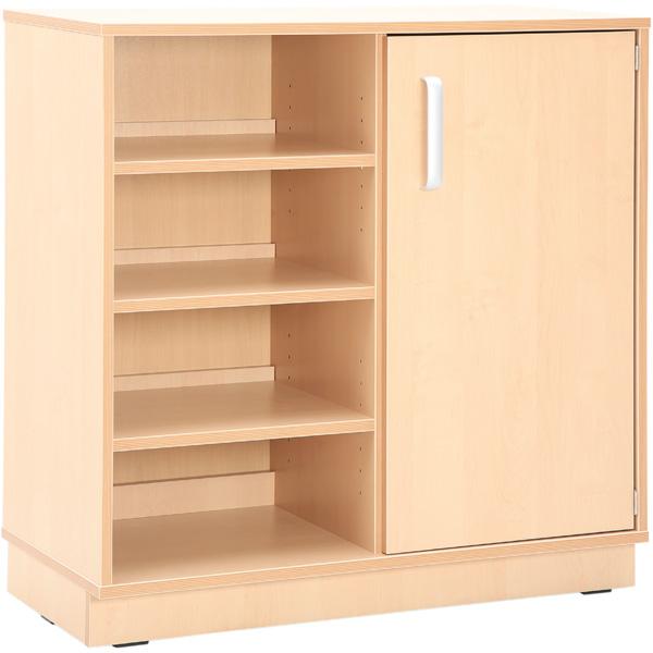 mytibo schrank m mit trennwand und einlegeb den. Black Bedroom Furniture Sets. Home Design Ideas