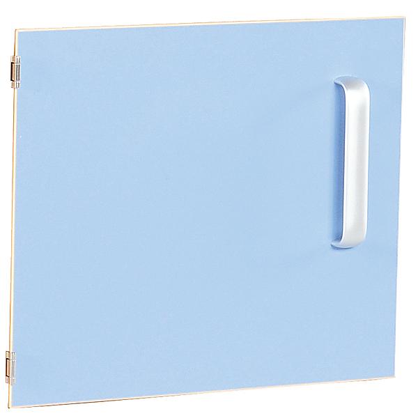 mytibo t r einzeln f r schrank s scharniere links hellblau. Black Bedroom Furniture Sets. Home Design Ideas