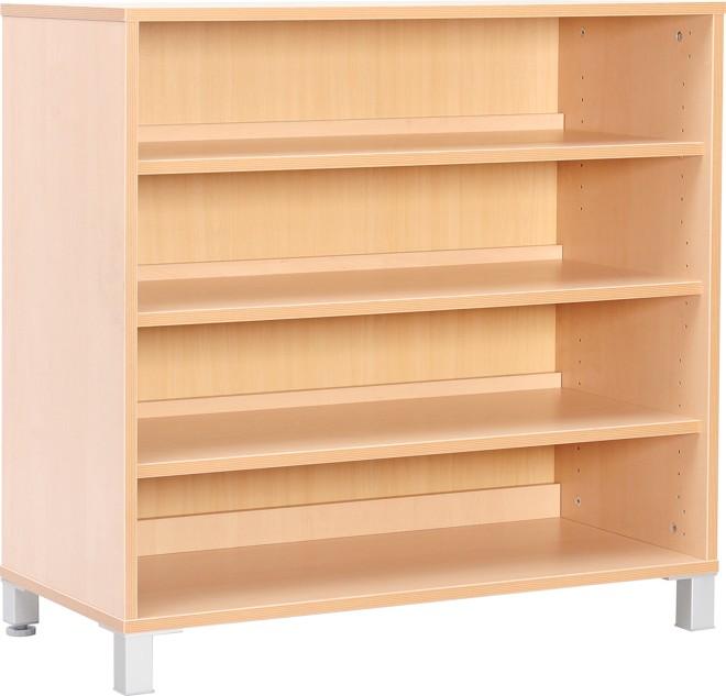 mytibo schrank m mit 3 einlegeb den auf beinen. Black Bedroom Furniture Sets. Home Design Ideas