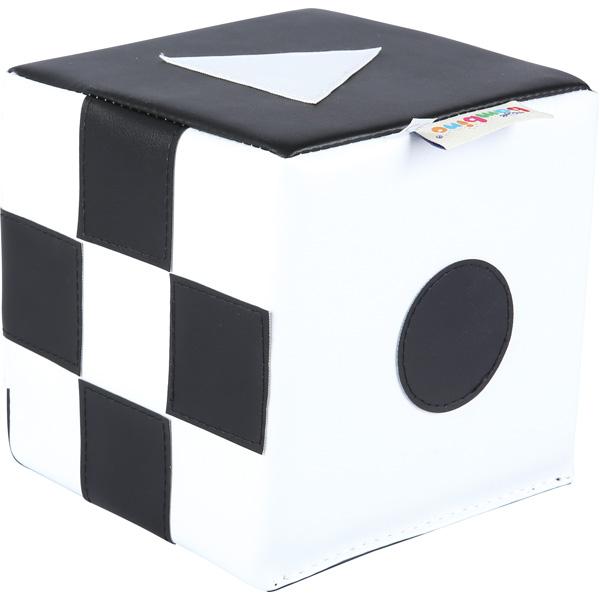 mytibo w rfel kontraste schwarz weiss. Black Bedroom Furniture Sets. Home Design Ideas