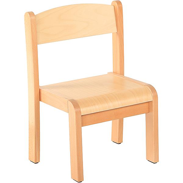 mytibo stuhl philip 2 sitzh he 31 cm f r tischh he 53 cm buche. Black Bedroom Furniture Sets. Home Design Ideas