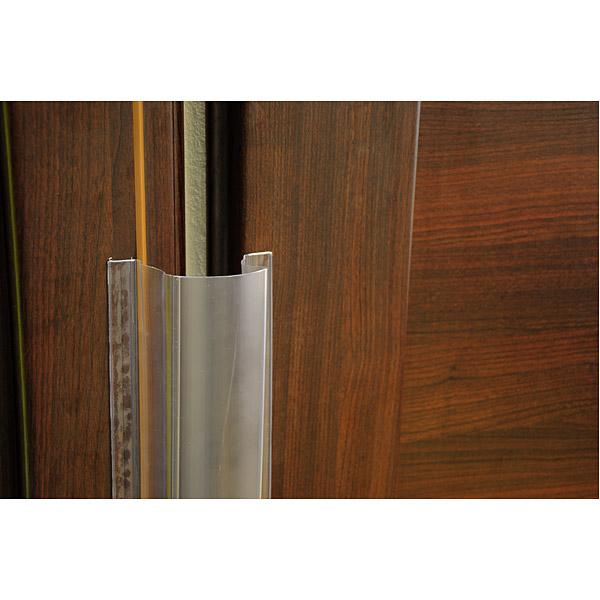 mytibo kantenschutz f r t ren bis 110 transparent. Black Bedroom Furniture Sets. Home Design Ideas