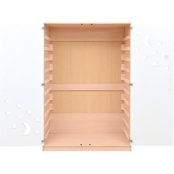 mytibo schrank f r kindergartenbetten 501002 501005. Black Bedroom Furniture Sets. Home Design Ideas